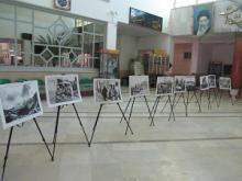برپایی نمایشگاه عکس در نهاوند به مناسبت سالروز آزادسازی خرمشهر